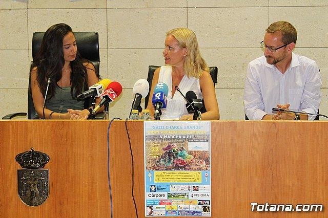 Se presenta la prueba de atletismo XVIII Charca Grande-Gran Premio Panzamelba, Foto 5