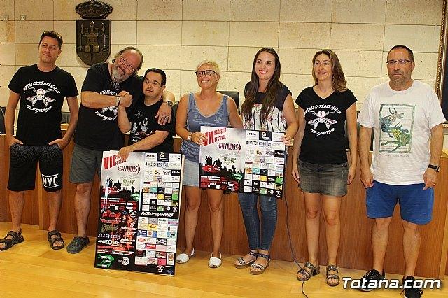 El VII Padisito Festival y el II Totana Metal Fest se celebrarán el fin de semana del 14 y 15 de septiembre, respectivamente, Foto 1