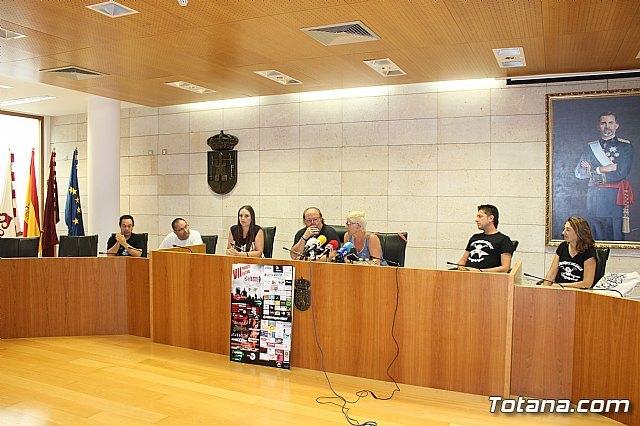 El VII Padisito Festival y el II Totana Metal Fest se celebrarán el fin de semana del 14 y 15 de septiembre, respectivamente, Foto 2