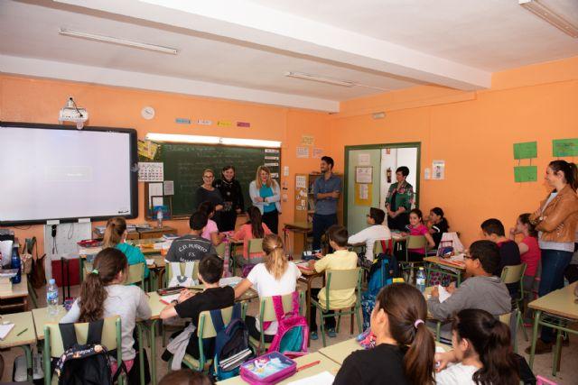 2.948 escolares comienzan el curso en los diez centros de infantil y primaria, Foto 1