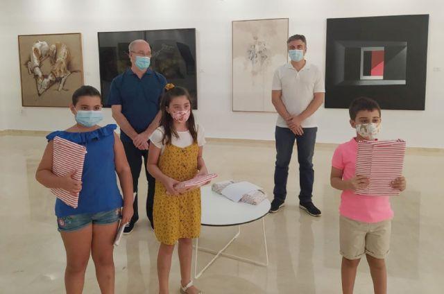 Fuente Álamo entrega los premios del concurso de dibujo infantil 'San Agustín 2020' - 1, Foto 1