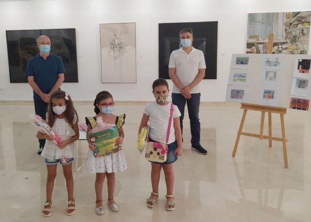 Fuente Álamo entrega los premios del concurso de dibujo infantil 'San Agustín 2020' - 2, Foto 2