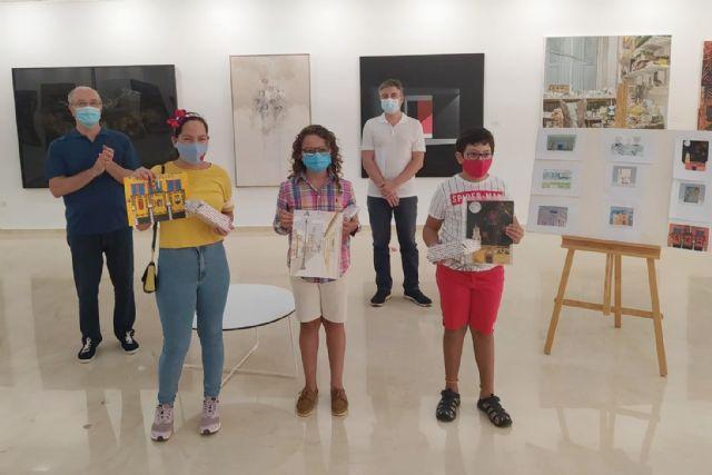 Fuente Álamo entrega los premios del concurso de dibujo infantil 'San Agustín 2020' - 3, Foto 3