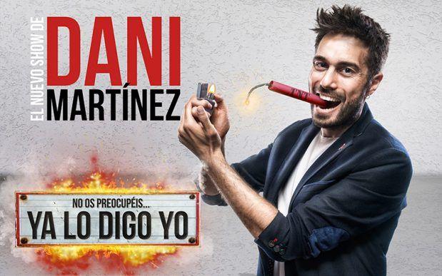 Dani Martínez cancela su gira ´Ya lo digo yo´, que hacía escala en el auditorio El Batel - 1, Foto 1