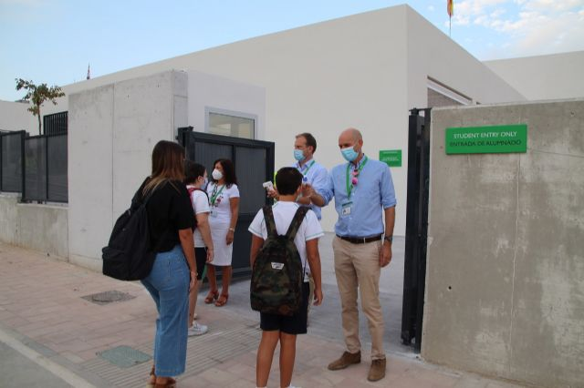ELIS Murcia abre su nuevo campus en Montevida con instalaciones de vanguardia adaptadas a la nueva normalidad - 1, Foto 1