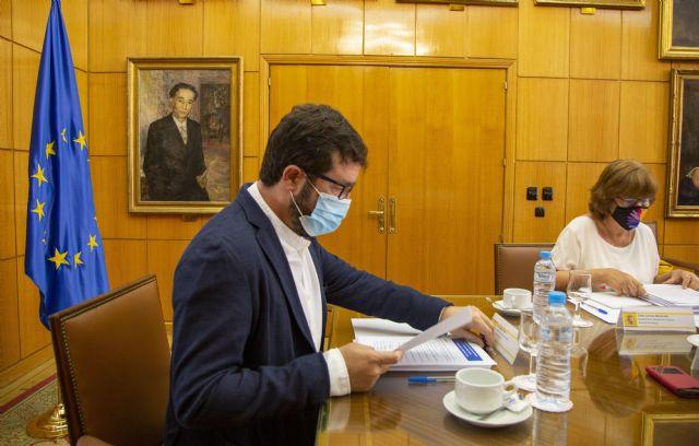 Primera convocatoria de esta Mesa de Diálogo Social de Políticas Activas de Empleo y Formación - 1, Foto 1