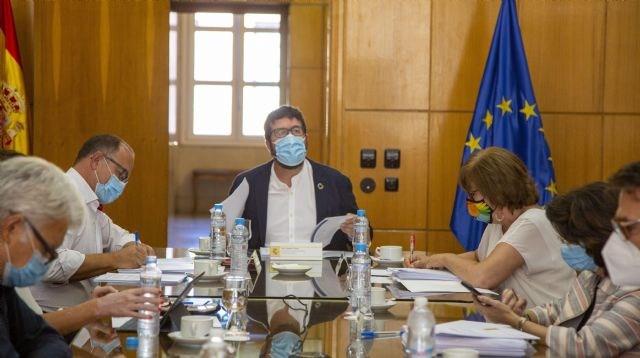 Primera convocatoria de esta Mesa de Diálogo Social de Políticas Activas de Empleo y Formación - 2, Foto 2