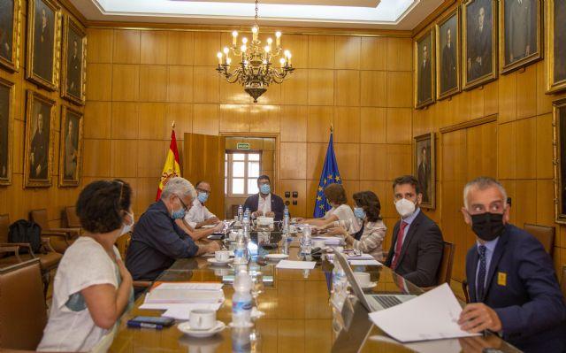 Primera convocatoria de esta Mesa de Diálogo Social de Políticas Activas de Empleo y Formación - 3, Foto 3