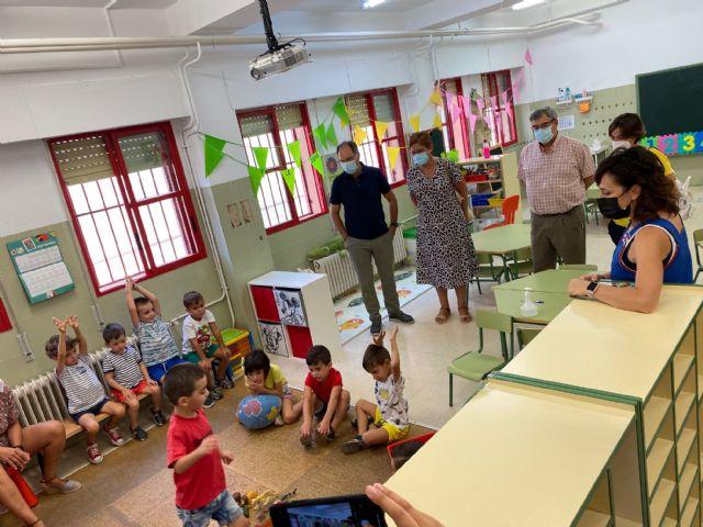 Cerca de 2.600 alumnos han iniciado hoy el curso 2021/22 en Educación Infantil y Primaria - 1, Foto 1