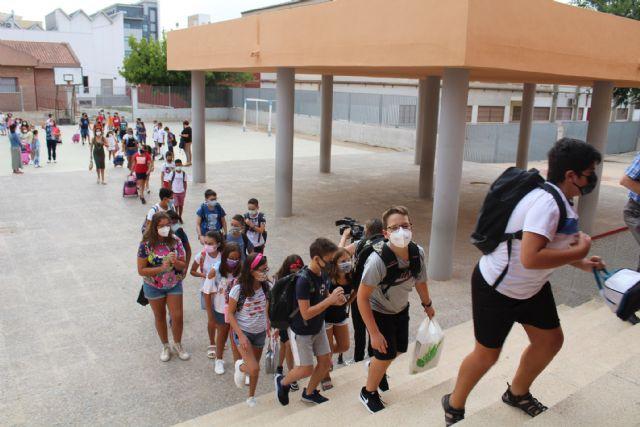 Cerca de 2.600 alumnos han iniciado hoy el curso 2021/22 en Educación Infantil y Primaria - 2, Foto 2