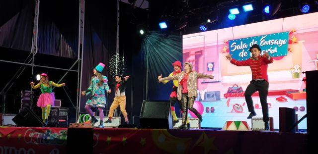 El Payaso Tallarín visita Calasparra con todos sus compañeros de El Circo del Payaso Tallarín - 3, Foto 3
