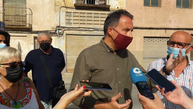 Fulgencio Gil rechaza el bloqueo del alcalde del PSOE contra la construcción del centro de salud de San Cristóbal - 4, Foto 4