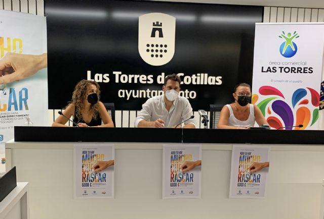 Una campaña de rasca y gana repartirá 6.000 euros en premios en Las Torres de Cotillas - 2, Foto 2