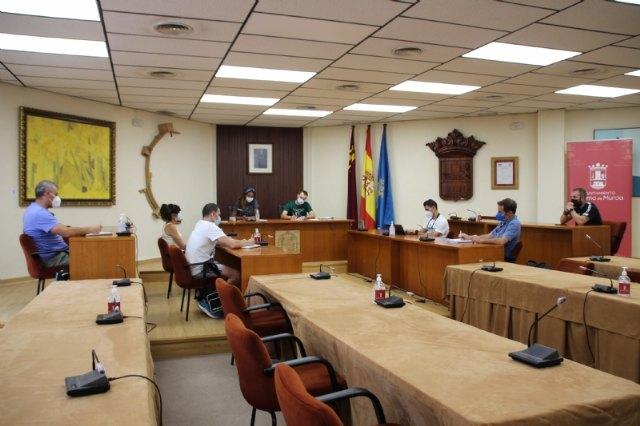 La concejalía de Deportes planifica el nuevo curso deportivo con los colegios, Foto 2