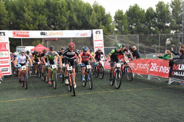 170 deportistas participan en la III Carrera de los Dos Reinos de MB que hoy comienza y finaliza en Archena - 1, Foto 1