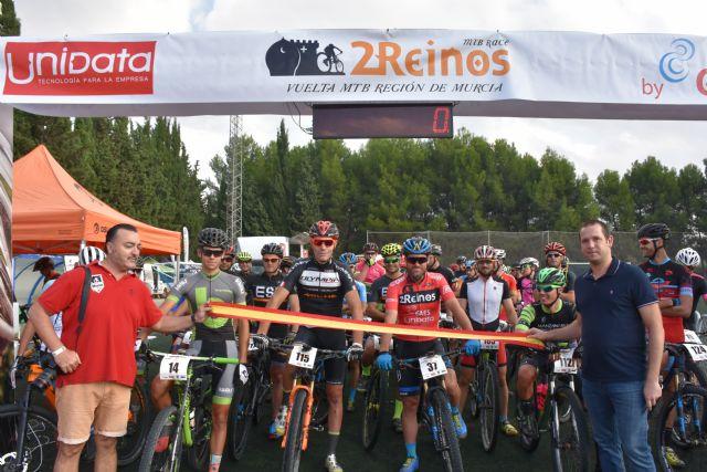 170 deportistas participan en la III Carrera de los Dos Reinos de MB que hoy comienza y finaliza en Archena - 2, Foto 2