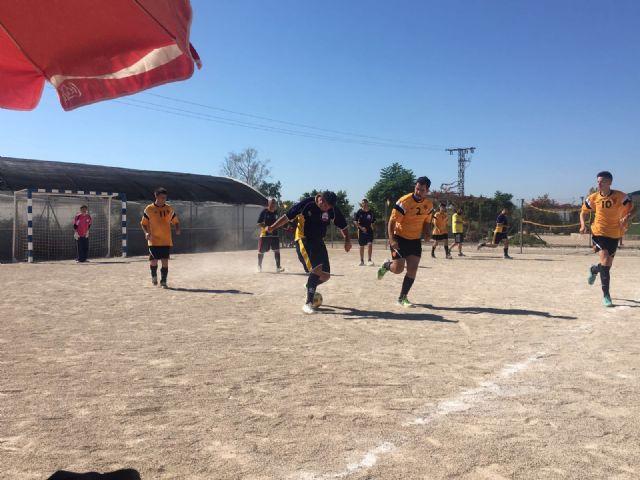 50 jugadores participan en el V Torneo de APANDIS de los Juegos Deportivos del Guadalentín - 2, Foto 2