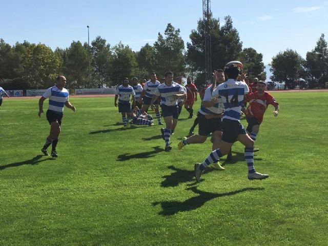 Lorca se impone en el Torneo de Rugby de los Juegos Deportivos del Guadalentín a los Marrajos de Adra, Foto 2