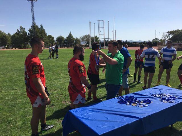 Lorca se impone en el Torneo de Rugby de los Juegos Deportivos del Guadalentín a los Marrajos de Adra, Foto 3