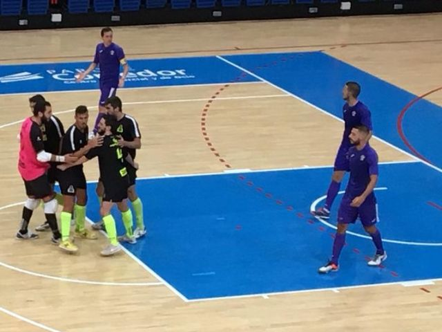 Primera derrota del Zambú CFS Pinatar, que cayó ante Torrejón Sala por 4 a 2. - 2, Foto 2