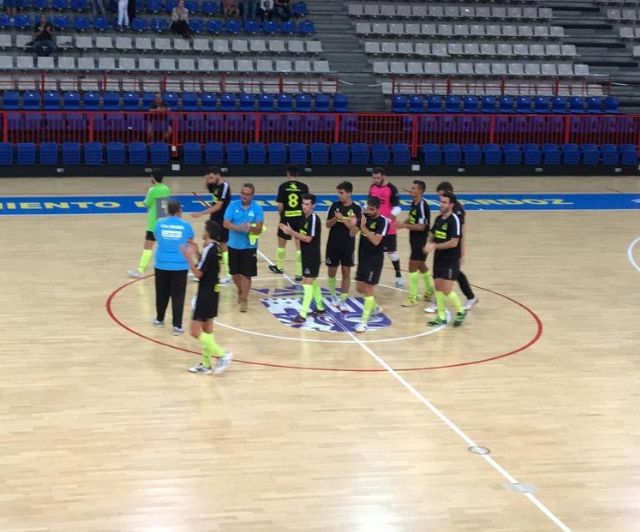 Primera derrota del Zambú CFS Pinatar, que cayó ante Torrejón Sala por 4 a 2. - 3, Foto 3