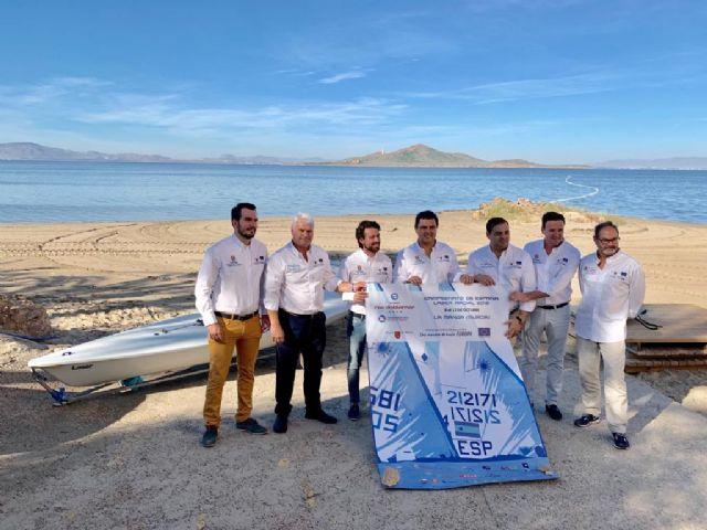 Más de 150 regatistas del país se dan cita en La Manga del Mar Menor para participar en el Campeonato de España Laser Radial - 1, Foto 1