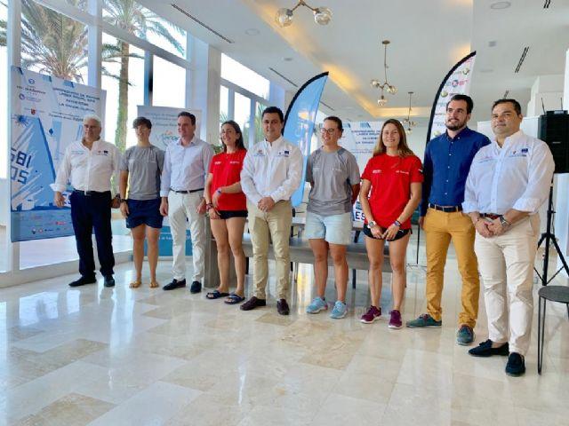 Más de 150 regatistas del país se dan cita en La Manga del Mar Menor para participar en el Campeonato de España Laser Radial - 2, Foto 2