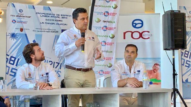 Más de 150 regatistas del país se dan cita en La Manga del Mar Menor para participar en el Campeonato de España Laser Radial - 3, Foto 3
