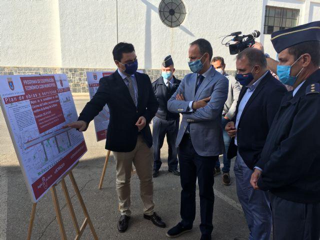 Destinan casi 600.000 euros a obras de mejora en La Ribera - 1, Foto 1