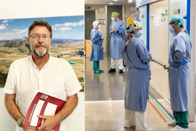 Saorín: El Gobierno facilita a las CCAA la contratación extra de 10.000 sanitarios - 1, Foto 1