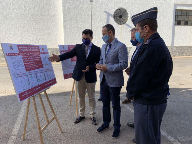 El Plan de Obras y Servicios 2020-2021 de San Javier supondrán una inversión de casi 600.000 euros - 1, Foto 1