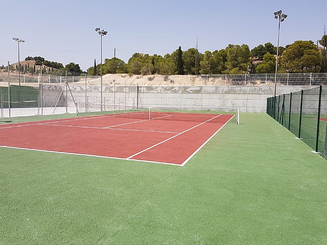Reapertura de las instalaciones deportivas municipales de Alguazas - 1, Foto 1