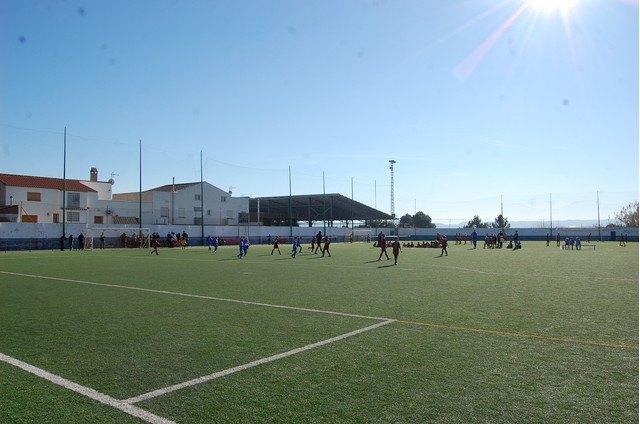Reapertura de las instalaciones deportivas municipales de Alguazas - 2, Foto 2
