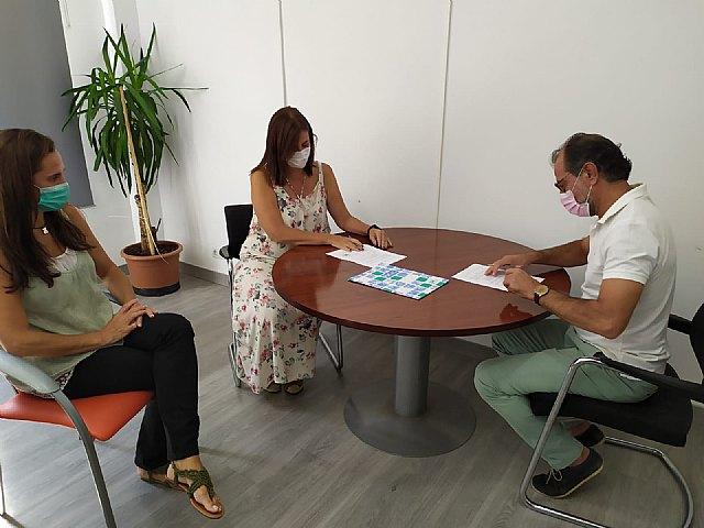 Convenio entre Ayuntamiento y Fundación Salud y Comunidad para inserción sociolaboral de personas con riesgo de exclusión - 1, Foto 1