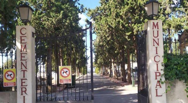 Información relativa al Día de todos los Santos en Calasparra - 1, Foto 1