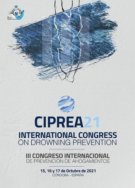El Congreso Internacional de Prevención de Ahogamientos (CIPREA) se celebrará en Córdoba en una situación de normalidad sanitaria - 1, Foto 1