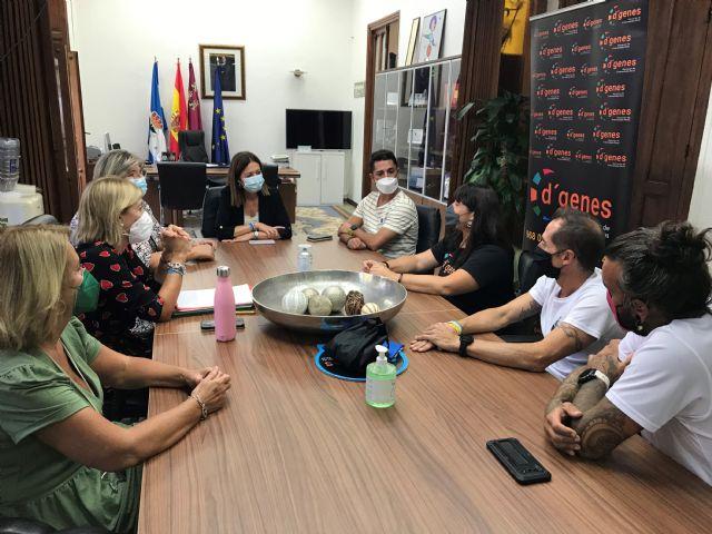 El reto solidario Elige vivir llegará el domingo a Águilas para dar visibilidad a las enfermedades raras - 1, Foto 1