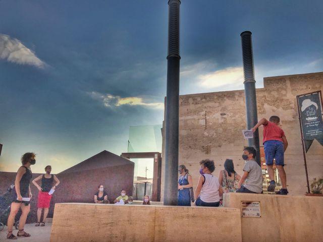 La Concejalía de Turismo de Molina de Segura organiza la visita guiada gratuita Yincana Familiar el viernes 15 de octubre - 2, Foto 2