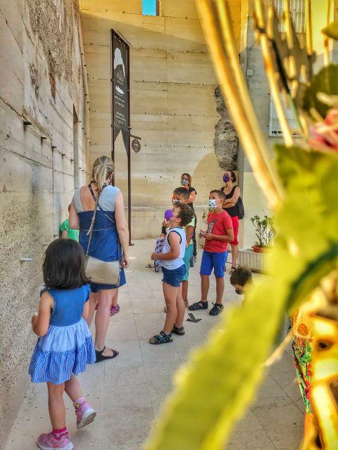 La Concejalía de Turismo de Molina de Segura organiza la visita guiada gratuita Yincana Familiar el viernes 15 de octubre - 3, Foto 3