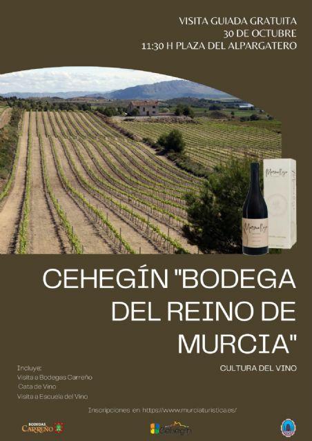 Cehegín, Bodega del Reino de Murcia - 1, Foto 1