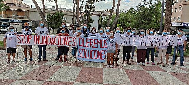 Ciudadanos San Pedro logra el consenso en el Pleno para reclamar a la CHS actuaciones ante las inundaciones de El Mojón - 1, Foto 1