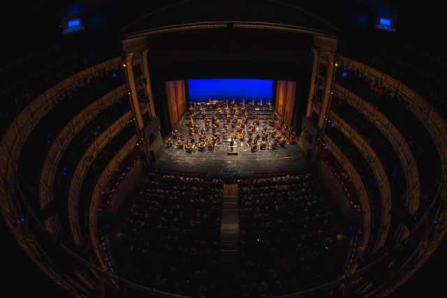 La Reina Sofía preside el concierto de conmemoración del 30 aniversario de la Escuela Superior de Música Reina Sofía - 3, Foto 3