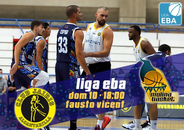 Liga EBA   El Sercomosa MB visita a Jairis el domingo - 1, Foto 1
