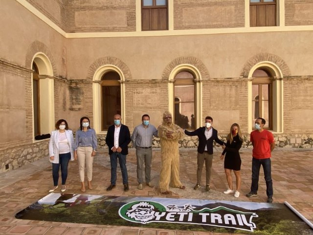 Casas Nuevas acogerá las 11ª edición de la Yeti Trail los días 23 y 24 de octubre - 1, Foto 1