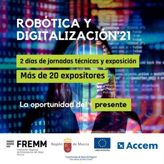 FREMM organiza la Feria de Robótica y Digitalización para impulsar negocio y empleo - 1, Foto 1
