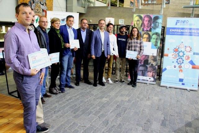 La Comunidad premia la innovación de una plataforma de artesanía, un laboratorio de biotecnología y una web de ecoturismo, Foto 1