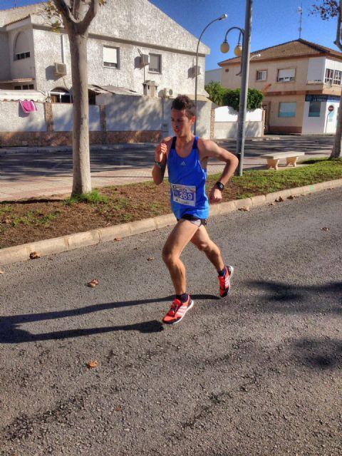 Continua la cosecha de triunfos para el Club de Atletismo Totana, Foto 1