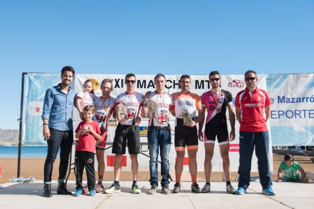 La marcha MTB bahía de Mazarrón vuelve a ser una cita destacada del calendario regional - 1, Foto 1