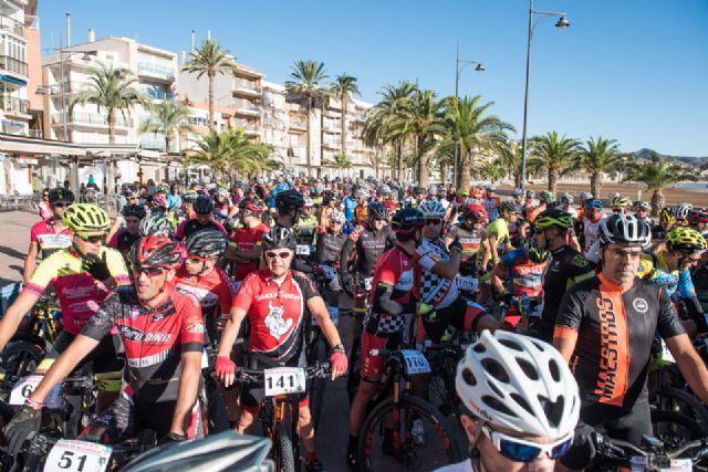 La marcha MTB bahía de Mazarrón vuelve a ser una cita destacada del calendario regional - 4, Foto 4