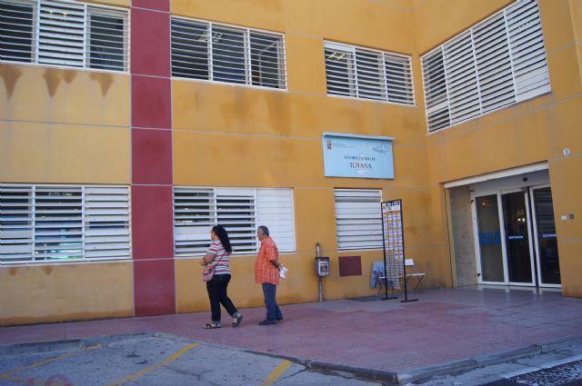 Hoy comienza la campaña antigripal en los dos centros de salud de Totana, con carácter gratuito para los grupos de población recomendados, Foto 1